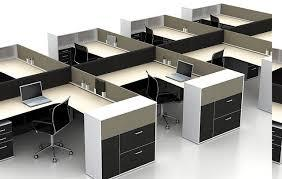 Cubical Work Stations