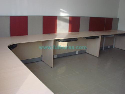 Wooden Adjustable Workstations