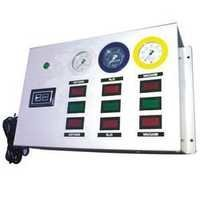 Line Pressure Alarm - Single Gas To Four Gases