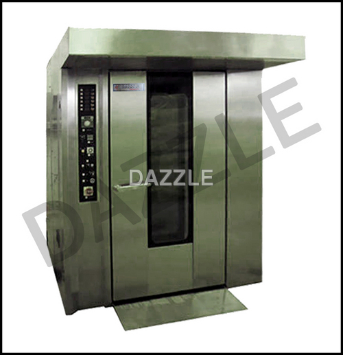 Trolley Rotary Rack Oven