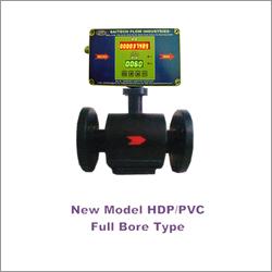 HDP/PVC Type Flow Meter