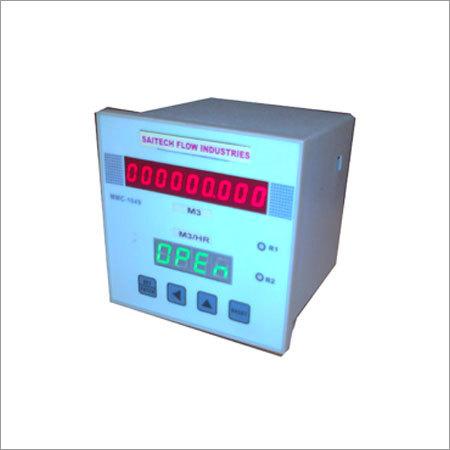 Flow Totalizer Indicator