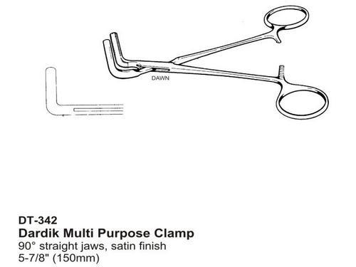 Dardik Multi Purpose Clamp