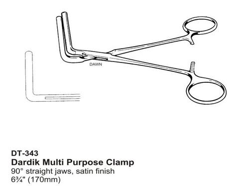 Dardik Multi Purpose Clamp
