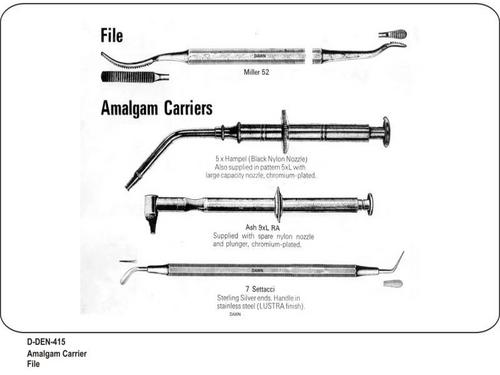Amalgam Carrier File