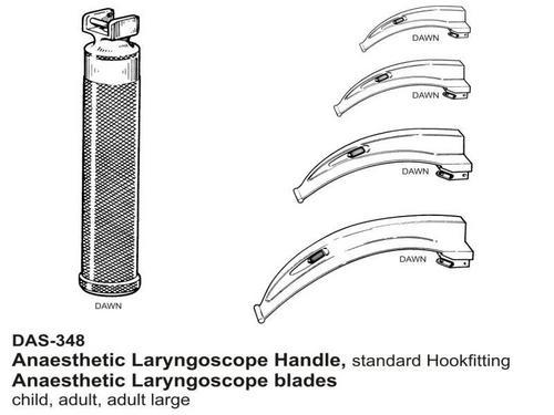 Anaesthetic Laryngoscope