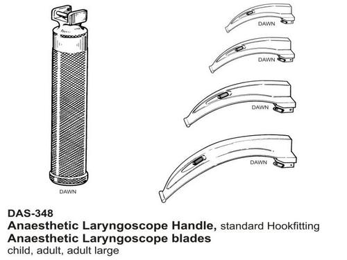Anaesthetic Laryngoscope