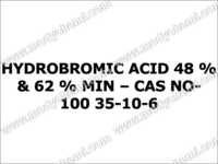Hydrobromic Acid 48 % & 62 %
