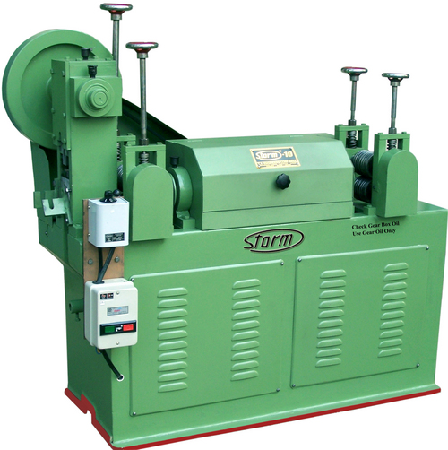 Wire  Straightening & Cutting Machinery