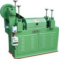 High Speed Wire Straightening Machine