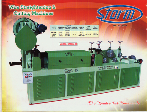 High Speed Wire Cutting Machine