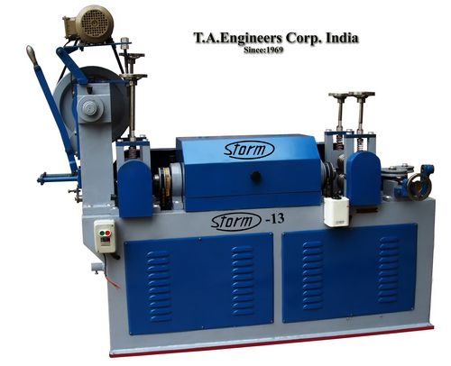 Wire Straightening Machine