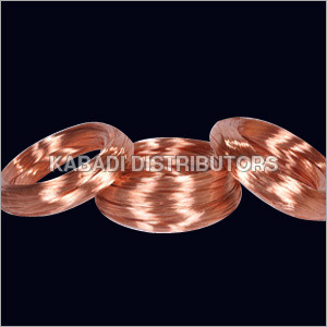 Bare Copper Wires