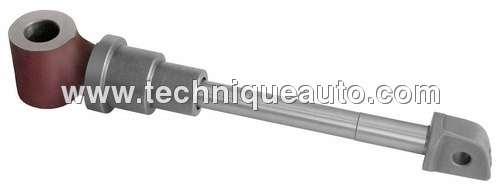DRAFT CONTROL PLUNGER WITH YOKE O/M FORD