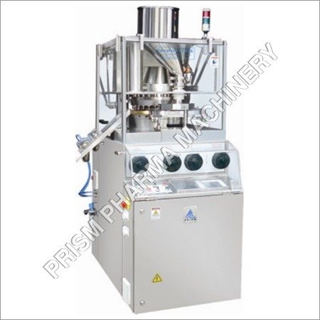 High Speed Single Sided Central Drive Pre-compression Rotary Tablet Press