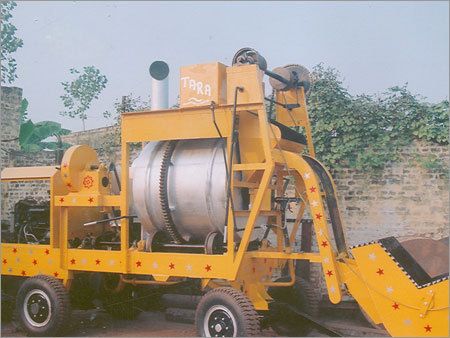 Road Construction Machinery