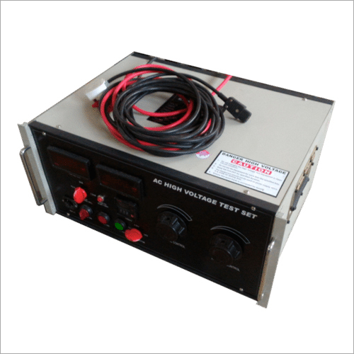AC High Voltage Breakdown Tester (From 0 -15kV  and up to 100mA)