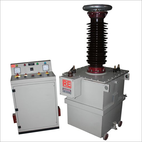 AC High Voltage Low Capacity Tester ( From 0- 800kV and Up to 250mA