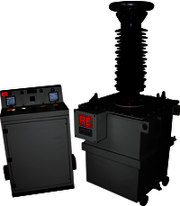 AC High Voltage Low Capacity Tester