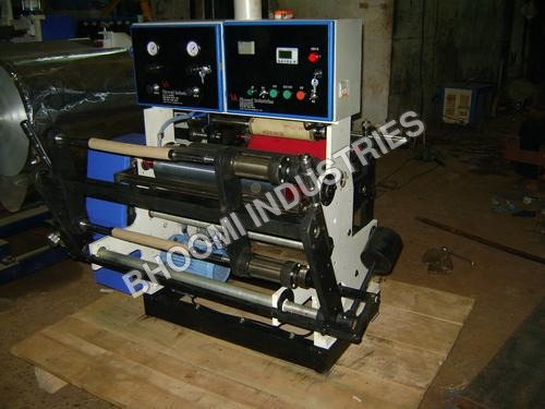 Cling Film Rewinding Machine