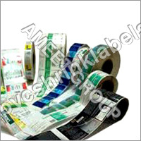 PVC Roll Form Shrink Labels