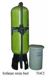 Resin Water Softener