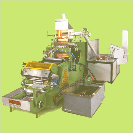 Automatic Grid Casting Machinery
