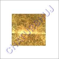 Golden Imitation Leaves