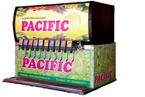 Carbonate Beverage Dispenser