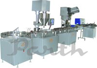 Single Head Auger type Filling Line