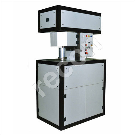 Capacitor Seaming Machine