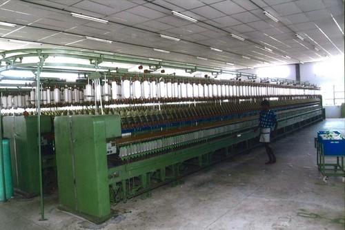 Yarn Process