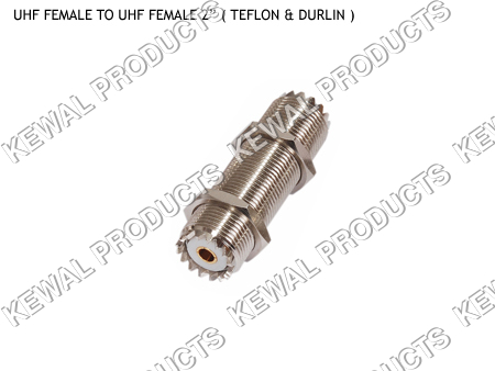 Uhf socket Adaptor