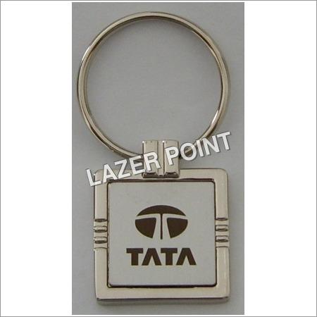 Key Chain Laser Engraving