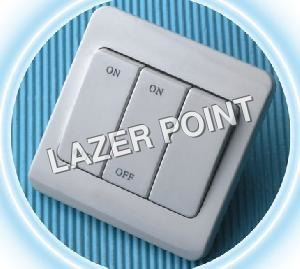 Electrical Switch Laser Marking