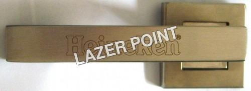 Door Handle Laser Marking
