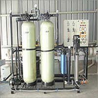 Waste Water Filtration Plant