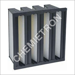 V Shape Air Filters
