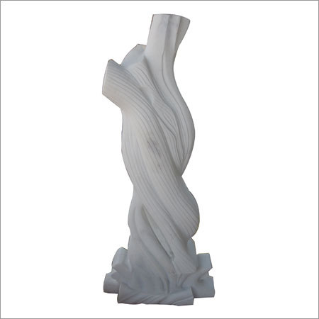 Marble Abstract statue