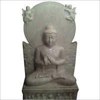 Sarnathe style buddha