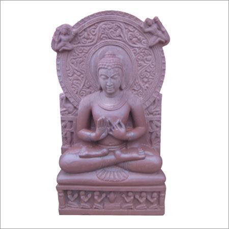 Stone Buddha Statues