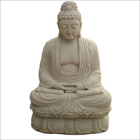 Carved buddha Statues