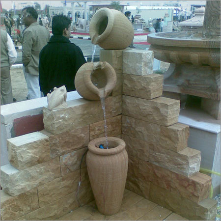 Designer Pot Fountains