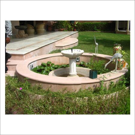 Garden Fountains