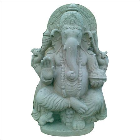 Sitting Ganesha Statue