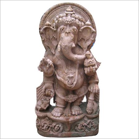 Standing orrissa Ganesha Statue