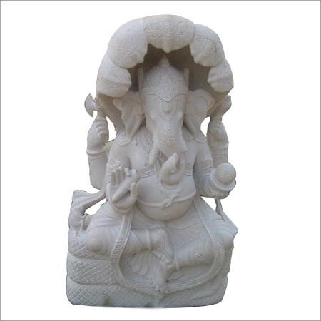Stone Fine Carved Ganesha