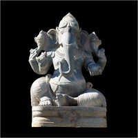 Marble Ganesh Sculpture