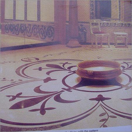 inlay floor design