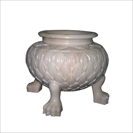 Marble Carving Pot